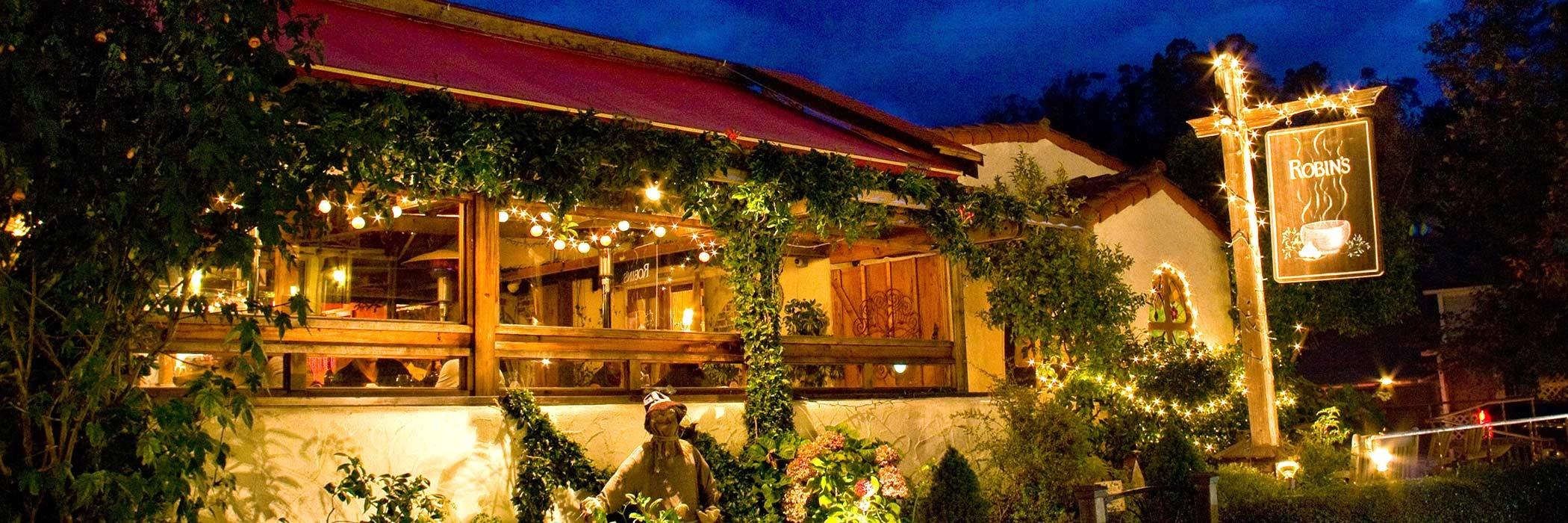 Robin\'s Restaurant, Cambria, CA